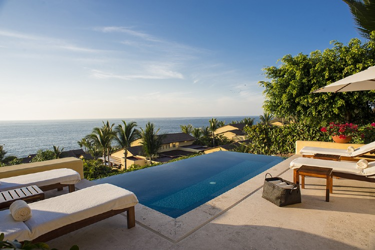 four seasons punta mita villa riva